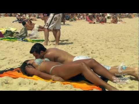 世界上最性感的沙灘「Ipanema」!
