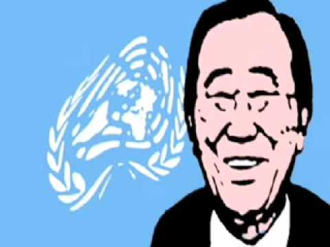 United Nations - Created and directed by Andreas Sandre von Warburg,