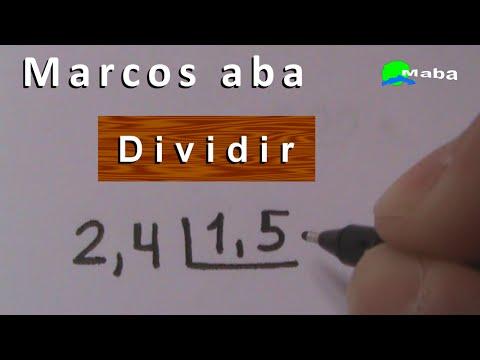 Aprenda a fazer conta de dividir e subtrair - 5