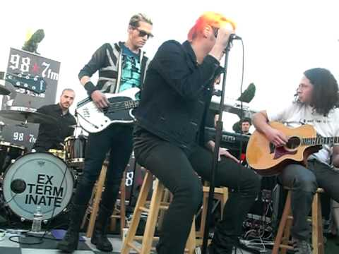 My Chemical Romance - Helena live and ACOUSTIC