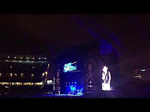 Angels Stadium July 27, 2013