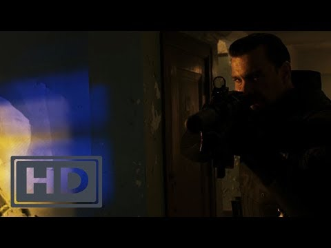 Punisher Kills Jigsaw´s Bodyguards - Punisher War Zone (2008)