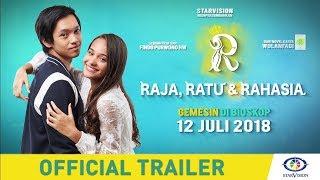 Download Lagu R - Raja, Ratu & Rahasia Official Trailer Mp3