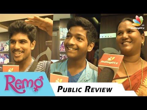 Remo-Public-Review-Sivakarthikeyan-Keerthi-Suresh-Tamil-Movie-Reaction-Response
