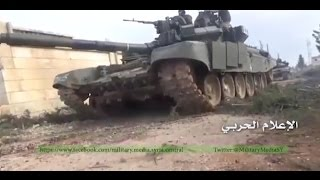 Syria : Damascus pursue its aims with its army advancing in no...
