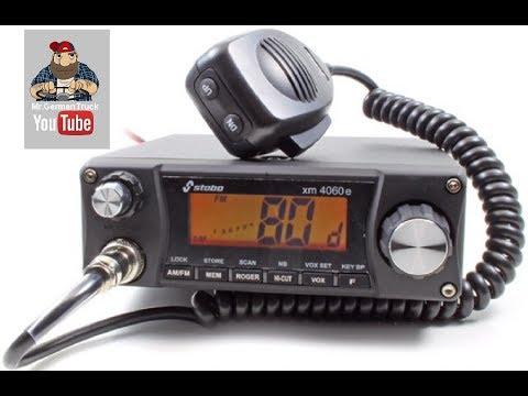 Stabo XM 4060E CB Radio v1.2