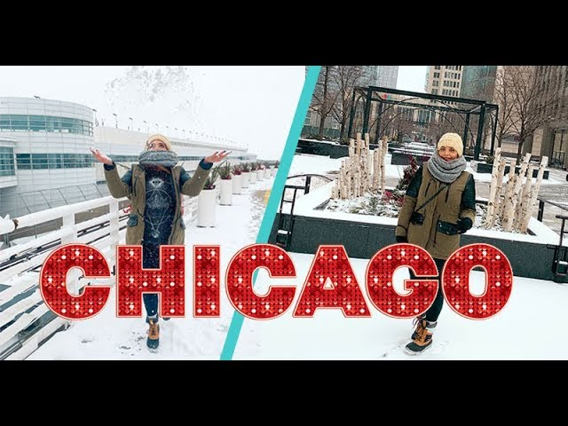 VLOG: Chicago é DEMAIS!! | Claudinha Stoco - Claudinha Stocco