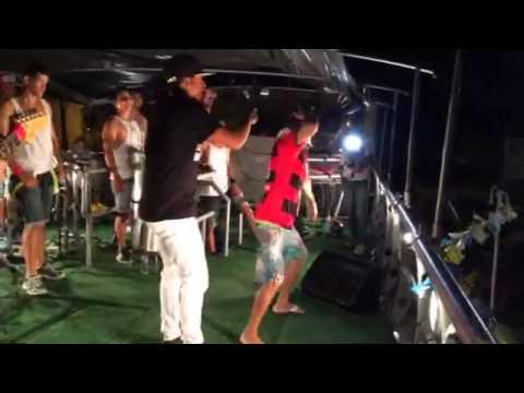 Balanco Beat ao vivo em Pindoba