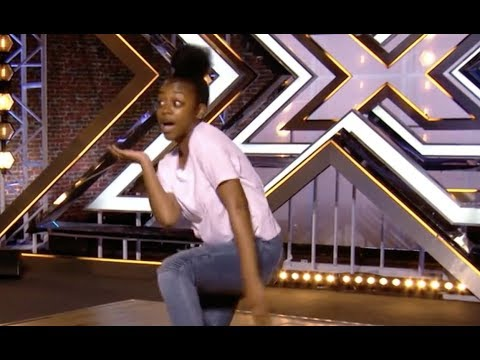 16 Y.O Rai Surprises Judges With Her Attitude and Voice | Audition 4 | The X Factor UK 2017