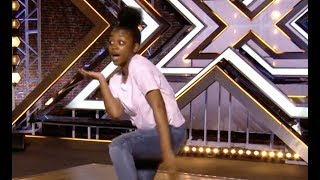Video 16 Y.O Rai Surprises Judges With Her Attitude and Voice | Audition 4 | The X Factor UK 2017 MP3, 3GP, MP4, WEBM, AVI, FLV Mei 2018