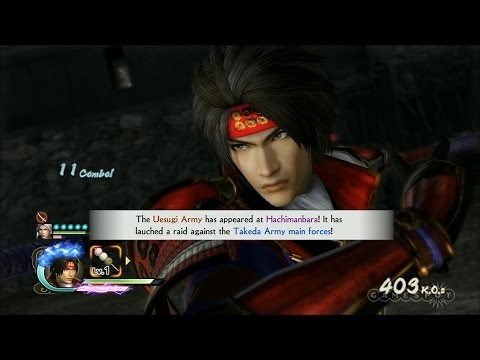 Samurai Warriors 4 Playstation 4