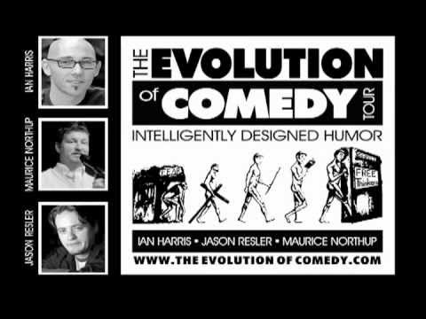 Evolution of Comedy Sizzle Reel