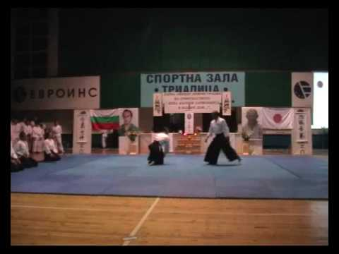Aikido Demonstration Triaditza 2009