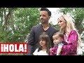 LUIS FONSI y ÁGUEDA LÓPEZ revelan cómo viven sus hijos el éxito del cantante