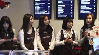 Download Lagu 140214 EXID Valentine Cafe Event Part1 Mp3