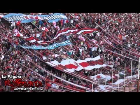 Gol + Yo a vos te sigo aunque vos vayas bien - Los Borrachos del Tablón - River Plate - Argentina - América del Sur