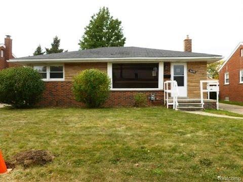 Garden City MI Homes For Sale, Henry Ruff