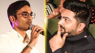 "Video ""Chances of Acting with STR"" - Dhanush Reveals! | Sakka Podu Podu Raja |TN 676 MP3, 3GP, MP4, WEBM, AVI, FLV Desember 2017"