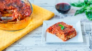 Parmigiana tradizionale