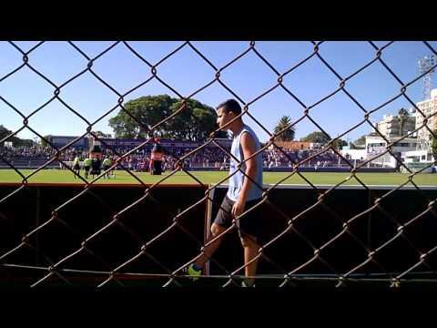 Recibimiento Danubio vs Defensor (clausura 2016) - Los Danu Stones - Danubio