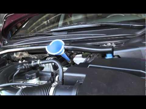 1999 Volvo S80 T6 Transmission fluid, filter,gasket change.