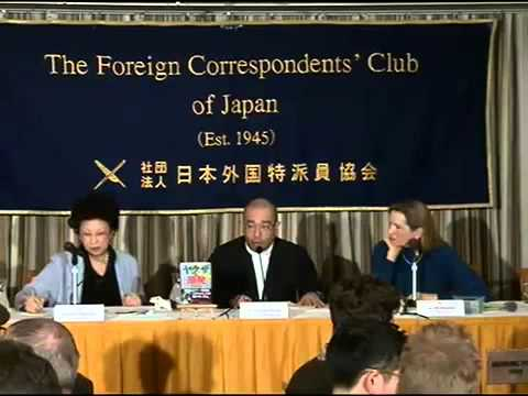 susuki - The Japanees journalist Susuki worked as subcontracter on the nuclear site of Fukushima. 52' of his press conference. One of the major testimony about this c...