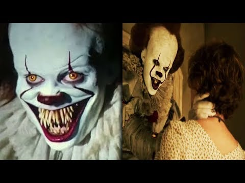Top 15 Scariest Pennywise Scenes in the IT Movies