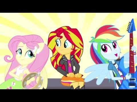 Equestria Girls - Rainbow Rocks Sneak Peek #3 (Song) [HD]