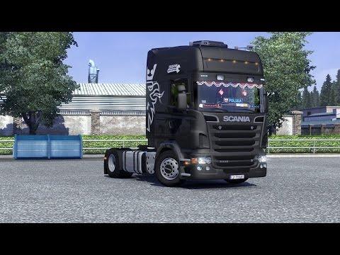 Scania R + Interior