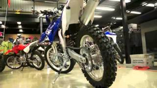 8. 2012 Yamaha WR250 F Enduro Quick Review