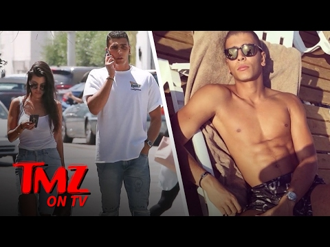 Kourtney Kardashian Robs One Sexy Cradle!   TMZ TV