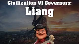 Video Civilization VI Rise and Fall Governor Spotlight - Liang MP3, 3GP, MP4, WEBM, AVI, FLV Maret 2018