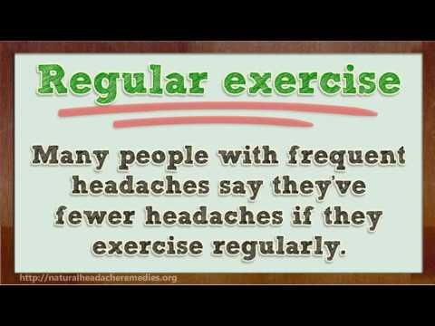Chronic Headache Remedies -