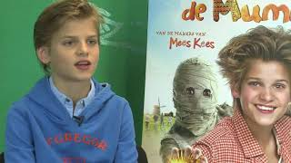 Dummie De Mummie  2014    Achter De Schermen