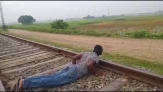 Nonton Bangla Funny Video 2017 ।।  Funny Train Accident Film Subtitle Indonesia Streaming Movie Download
