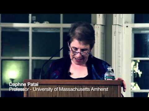 Daphne Patai's Keynote at 2010 CFN Conference (видео)