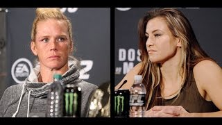 Holly Holm Still Wants to Avenge Loss to Miesha Tate by MMA Weekly