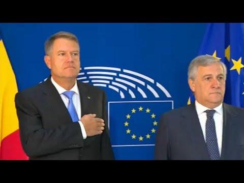 EU warnt Rumänien: Rechtstaatlichkeit respektieren!