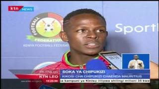 Kikosi Cha Kenya Kilizinduliwa Leo Kushiriki Kwa Mashindano Ya COSAFA