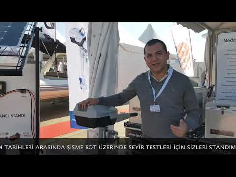 2018 Boat Show Eurasia ePropulsion Elektrikli Motor
