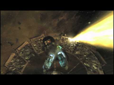 Picture from Dead Space 2 gameplay clip