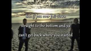 Daughtry - I'll Fight (Lyrics On Screen) lyrics (German translation). | I wanna see you run