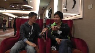 Interview with viOLet from IPL5
