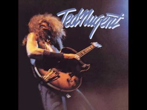 Ted Nugent - Stranglehold online metal music video by TED NUGENT