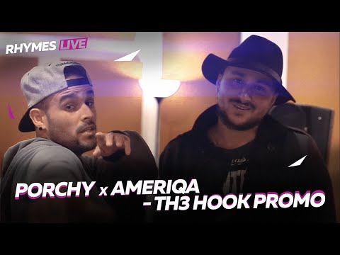 PORCHY & AMERIQA — TH3 HOOK Promo (2016)