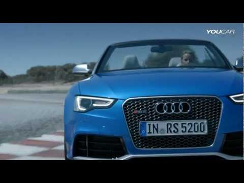 ► 2013 Audi RS5 Convertible INSANE SOUND!!!