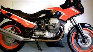 3. Moto Guzzi Le Mans 1000 MkV Café Racer For Sale (low cost delivery options:¬)