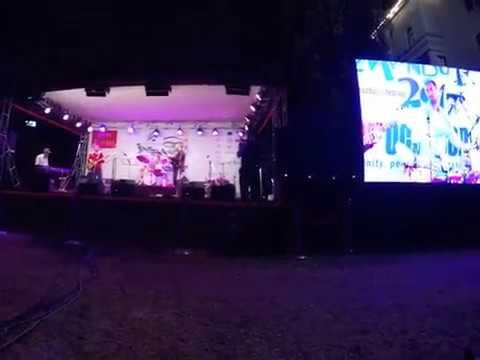 Sherpa's Way, Jazzmandu Festival 2017 (Népal)