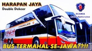 Video BUS TERMAHAL SE-JAWA?! TRIP REPORT Naik Bus Tingkat HARAPAN JAYA TERNYAMAN MP3, 3GP, MP4, WEBM, AVI, FLV Juni 2018