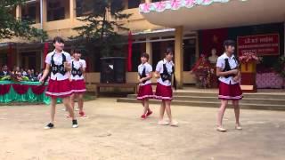 Roly Poly Trường THPT Bắc Lương Sơn